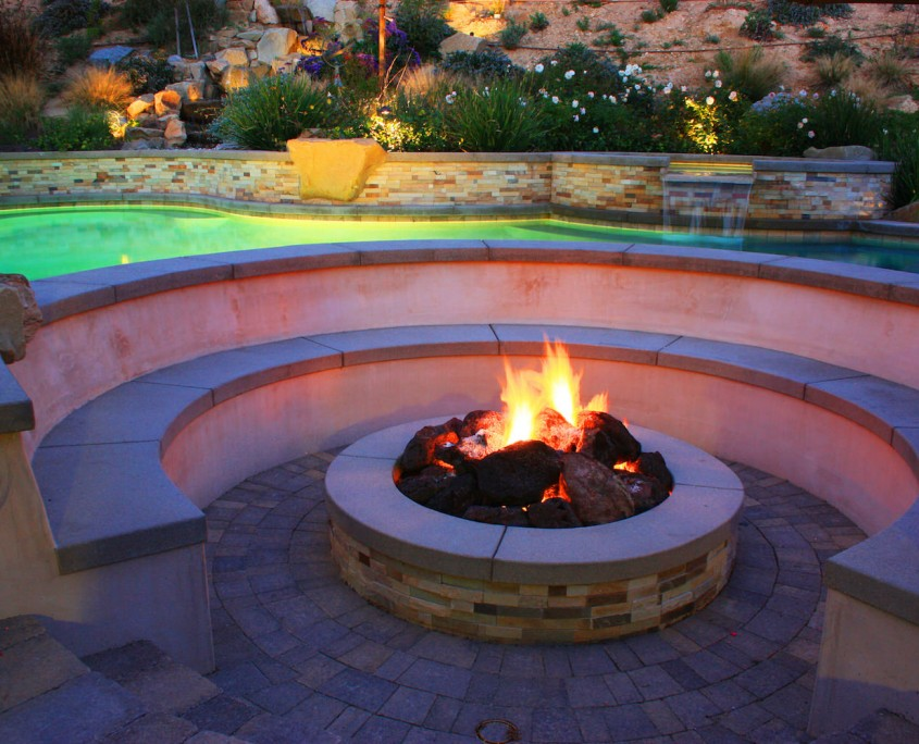 Fire Pits Landscaping Escondido