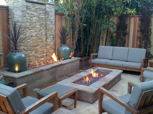 Fire Pits Landscaping Escondido 1