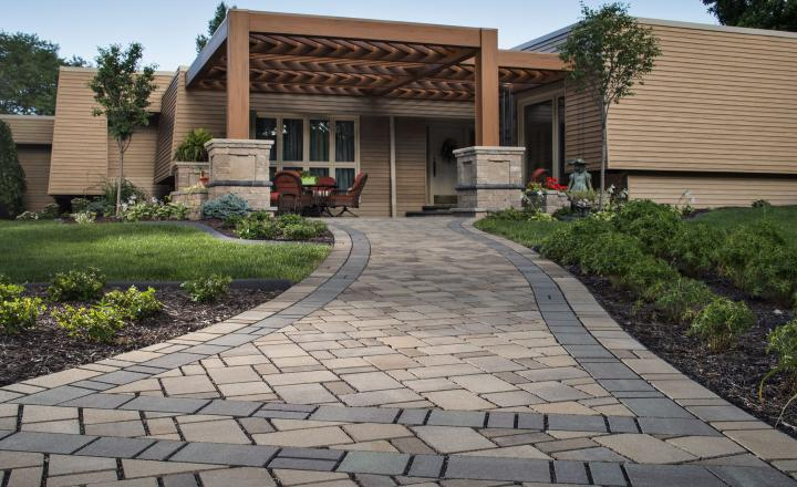 Interlocking Pavers - Landscaping Escondido
