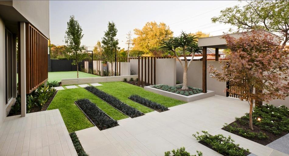 Modern Design Landscaping Escondido