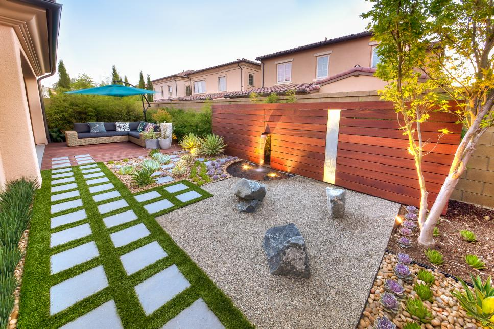 Modern Design Landscaping Escondido