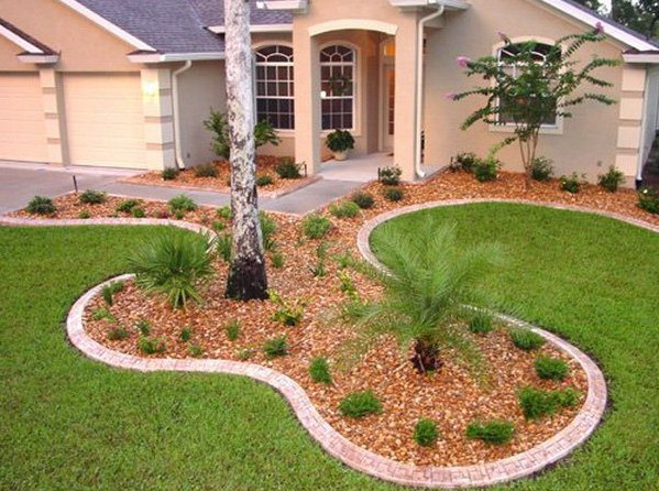 Mow Strip Landscaping Escondido