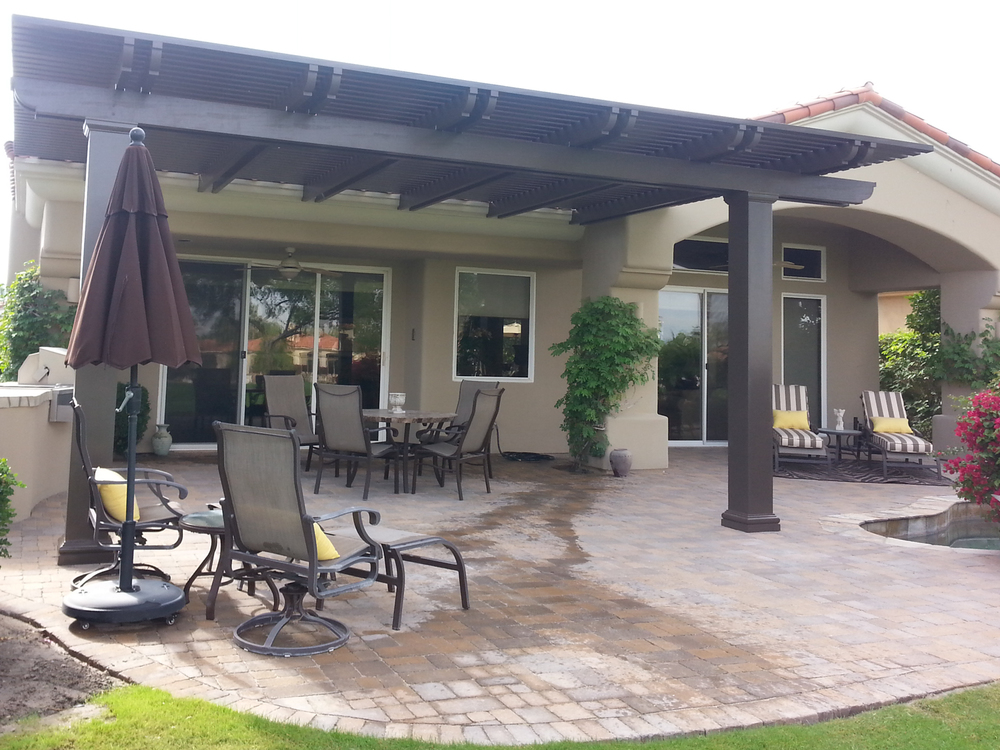 Patio Covers & Decks Landscaping Escondido