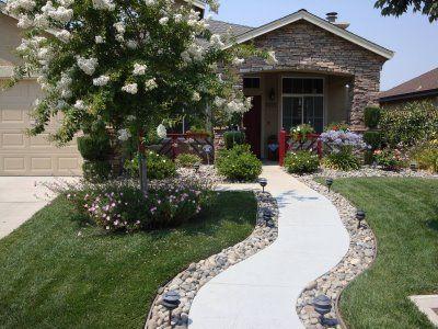 Sidewalk Landscaping Escondido
