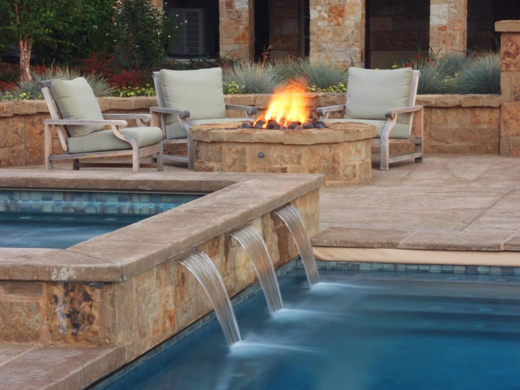Waterfalls & Fountains Landscaping Escondido